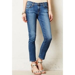 AG | The Stevie Slim Straight Denim Jeans